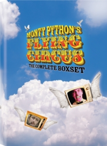 Monty Python's Flying Circus: The Complete Series 1-4, DVD