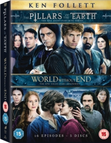 The Pillars of the Earth/World Without End, DVD DVD