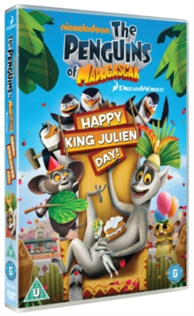 The Penguins of Madagascar: Happy King Julien Day, DVD