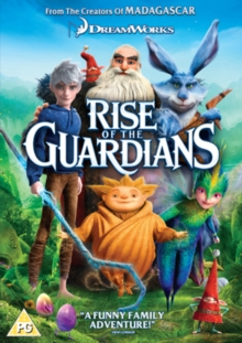 Rise of the Guardians, DVD