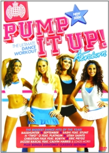 Ministry of Sound's Pump It Up: Aeroburn, DVD DVD