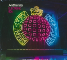 Ministry of Sound Anthems: Electronic 80s, CD / Album Cd