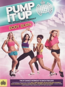 Ministry of Sound's Pump It Up: Body Burn, DVD