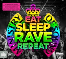Eat Sleep Rave Repeat, CD / Album