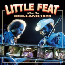 Little Feat: Live in Holland - 1976, DVD