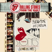 Rolling Stones: From the Vault - 1981, DVD