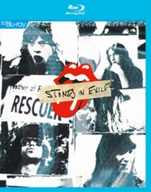 The Rolling Stones: Stones in Exile, Blu-ray