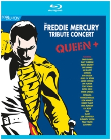 The Freddie Mercury Tribute Concert, Blu-ray