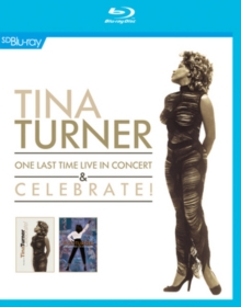 Tina Turner: One Last Time/Celebrate! The Best of Tina Turner, Blu-ray