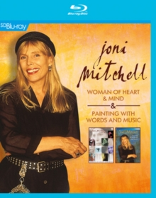 Joni Mitchell: Woman of Heart and Mind/Painting With Words and..., Blu-ray