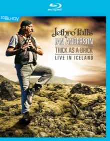 Ian Anderson: Thick As a Brick - Live in Iceland, Blu-ray