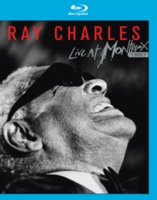 Ray Charles: Live at Montreux 1997, Blu-ray
