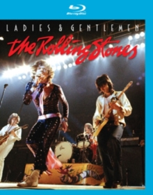 The Rolling Stones: Ladies and Gentlemen - The Rolling Stones, Blu-ray
