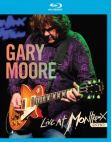 Gary Moore: Live at Montreux 2010, Blu-ray