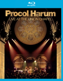 Procol Harum: Live at the Union Chapel, Blu-ray