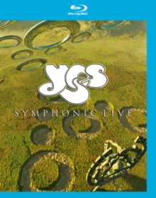 Yes: Symphonic - Live in Amsterdam, Blu-ray BluRay