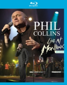 Phil Collins: Live at Montreux 2004, Blu-ray