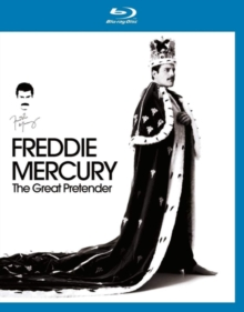 Freddie Mercury: The Great Pretender, Blu-ray
