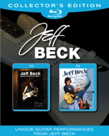 Jeff Beck: Performing This Week/Rock'n'roll Party, Blu-ray