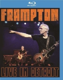Peter Frampton: Live in Detroit, Blu-ray