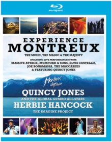 Experience Montreux, Blu-ray