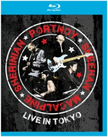 PSMS: Live in Tokyo, Blu-ray