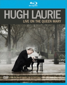 Hugh Laurie: Live On the Queen Mary, Blu-ray