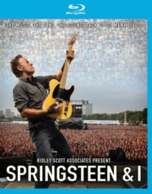 Springsteen and I, Blu-ray  BluRay