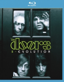 The Doors: R-evolution, Blu-ray