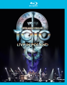 Toto: 35th Anniversary Tour - Live in Poland, Blu-ray