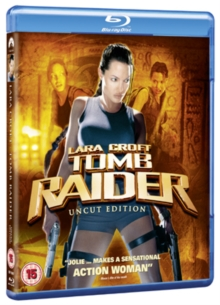 Lara Croft - Tomb Raider: Uncut Edition, Blu-ray  BluRay
