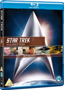 Star Trek: Insurrection, Blu-ray  BluRay