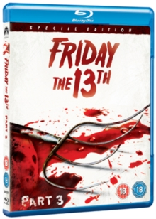 Friday the 13th: Part 3, Blu-ray