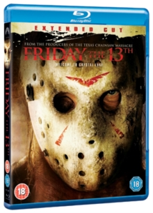 Friday the 13th: Extended Cut, Blu-ray  BluRay