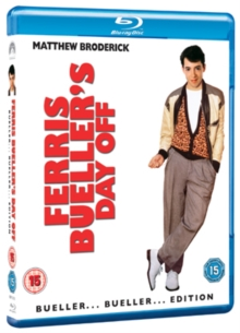 Ferris Bueller's Day Off, Blu-ray