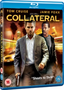 Collateral, Blu-ray  BluRay