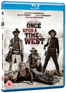 Once Upon a Time in the West, Blu-ray