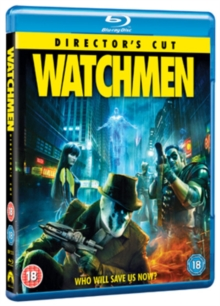 Watchmen: Director's Cut, Blu-ray