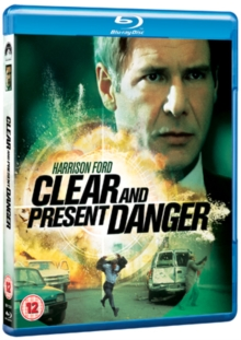 Clear and Present Danger, Blu-ray