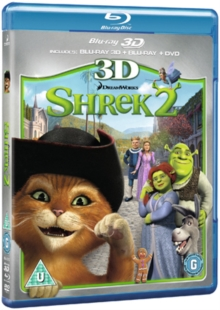 Shrek 2, Blu-ray