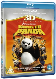 Kung Fu Panda, Blu-ray  BluRay
