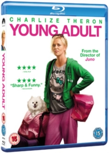 Young Adult, Blu-ray