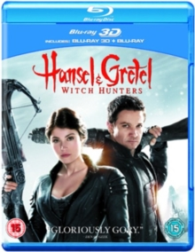 Hansel and Gretel: Witch Hunters - Extended Cut, Blu-ray