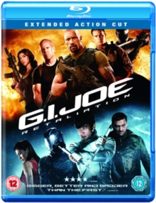 G.I. Joe: Retaliation, Blu-ray  BluRay