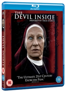 The Devil Inside, Blu-ray