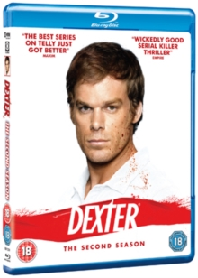 Dexter: Season 2, Blu-ray