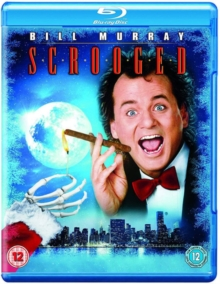 Scrooged, Blu-ray