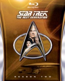 Star Trek the Next Generation: The Complete Season 2, Blu-ray