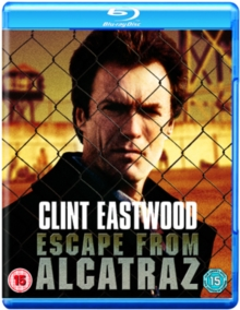 Escape from Alcatraz, Blu-ray  BluRay