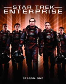 Star Trek - Enterprise: Season 1, Blu-ray